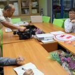 22 กรกฏาคม 2557 รายการ…ที่นี่ไทยพีบีเอส สัมภาษณ์ กรณีเด็กถูกทิ้งให้ตายในรถ