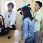 16 พฤษภาคม 2557 ให้สัมภาษณ์ ทีมข่าวแตกประเด็นทางช่อง3 เกี่ยวกับเบาะนิรภัยสำหรับเด็กในรถยนต์