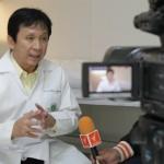 (5ก.พ.2558) ไทยพีบีเอส ขอสัมภาษณ์โครงการวิจัย เรื่อง การใช้ไอซีทีในเด็กอายุน้อยกว่าสองปี
