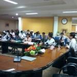 ประชุมเชิงปฎิบัติการเรื่องการดูแลผู้ป่วยโรคพิษตะกั่ว เขต อ.เมือง จ.สมุทรสาคร