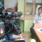 02 ตุลาคม 2557 ทีมข่าวเจาะประเด็น ช่อง7 ขอสัมภาษณ์ เรื่อง มวยเด็ก