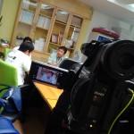 06 พฤศจิกายน 2557 ทีมข่าวช่องเนชั่น สัมภาษณ์เรื่องมวยเด็ก