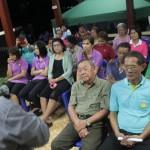 ( 20 พ.ค. 2558 ) บรรยายให้ความรู้เรื่อง ชุมชนปลอดภัย แก่ชุมชนวังกรด