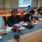 ( 23 ก.ค.2558 )ประชุมคณะทำงานชุมชนปลอดภัย จ.สิงห์บุรี