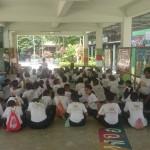 (07 ส.ค.2558 ) ลงพื้นที่โรงเรียนคลองบางกะสี จ.สมุทรปราการ