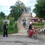 ( 23 ก.ย.2558 ) สำรวจจุดเสี่ยง ภัยทางถนน อบต.ท่าข้าม