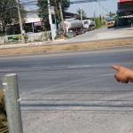 เก็บเคส อุบัติเหตุ เด็กซ้อนสี่จักรยานยนต์ จ.นนทบุรี (29 ม.ค.2559)