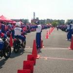 แข่งขันฝึกขับขี่ปลอดภัยฮอนด้า ระดับประเทศ ครั้งที่13 (05 ก.พ.2559)