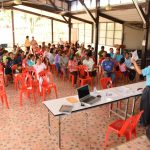 โครงการเสริมสร้างพัฒนาการด้านการเรียนรู้ของเด็กนักเรียน โรงเรียนบ้านวังขวัญ จ.พิษณุโลก (28.ส.ค.59)
