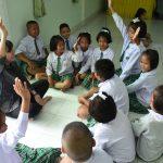 โครงการเสริมสร้างพัฒนาการด้านการเรียนรู้ของเด็กนักเรียน โรงเรียนไทยรัฐวิทยา 60 จ.พิจิตร (29.ส.ค.59)