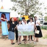 ซ่อมแซมสนามเด็กเล่น การกีฬาแห่งประเทศไทยหัวหมาก