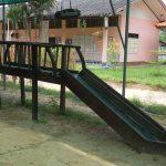 โครงการปรับปรุงเครื่องเล่นสนามเด็กเล่นสันติประชารามาธิบดี วัดหนองกง จังหวัดบุรีรัมย์