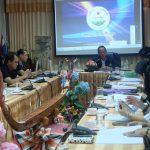ตรวจเยี่ยมชุมชนปลอดภัย เทศบาลตำบลเวียงสา และเทศบาลตำบลกลางเวียง จังหวัดน่าน ( 25-26 ตุลาคม 2559 )
