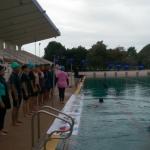 อบรมฝึกทักษะครู เรื่องทักษะความปลอดภัยทางน้ำ 3นาที 15 เมตร