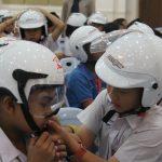 """รายงาน """"งานเปิดตัวโครงการ C&H กันน็อค..ปกป้องสมองเด็ก และมอบหมวกกันน็อค(มาตรฐานใหม่)"""""""