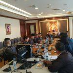ประชุมแนวทางการขับเคลื่อนงานป้องกันและลดอุบัติเหตุทางถนน พ.ศ.2561 ( 28 พ.ย.2560 )