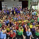 Walk Rally เดินเท้าปลอดภัยโรงเรียนสวนลุมพินี ( 13 ธ.ค.2560 )