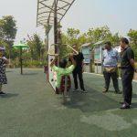 ศึกษาดูงานเรื่องสนามเด็กเล่นปลอดภัย เมืองนานกิง สาธารณรัฐประชาชนจีน ( 12-14 พ.ค.2561 )