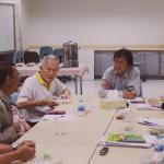 การประชุมหารือการจัดตั้งศูนย์ข้อมูลความรู้ เรื่อง การเล่น เพื่อสร้างเสริมสุขภาวะของเด็กปฐมวัยและวัยประถมศึกษา ( 19 มิ.ย.2561 )