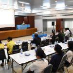 ประชุมเจ้าหน้าที่ทะเบียนเขต เพื่อพัฒนาการรายงานการตายของเด็ก ( 29 มิ.ย.2561 )