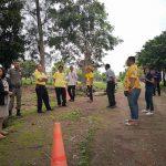 โครงการพัฒนาโรงเรียนเข้าสู่โครงการ Safe School Zone (จังหวัดน่าน-อุบลราชธานี)  การลงพื้นที่ ครั้งที่ 1 ( 8-12 ก.ค.2561 )