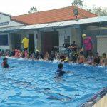 โครงการลงพื้นที่ติดตามการดำเนินงานทักษะความปลอดภัยทางน้ำนักเรียน ป.1 จ.ระยอง ( 16-17 ส.ค.2561 )