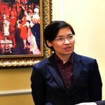 ทีมผู้บริหารพบรัฐมนตรีช่วยว่าการกระทรวงศึกษาธิการ ( 27 พ.ย.2561 )
