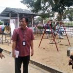 ร่วมหารือการจัดสร้างสนามเด็กเล่นปลอดภัย ที่โรงเรียนวัดสุวรรณ ศาลายา นครปฐม ( 4 ม.ค.2562 )
