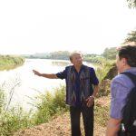 งานด้านภัยธรรมชาติ โดยเครือข่ายชุมชนบ้านดอนไชย ต.กลางเวียง อ.เวียงสา จ.น่าน ( 30 ม.ค.2562 )