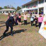 สร้างเสริมพัฒนาการตามวัยด้วยพื้นที่เล่นปลอดภัย โรงเรียนหนองนก อ.เวียงสา จ.น่าน ( 31 ม.ค.2562 )