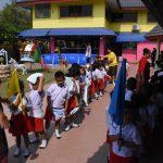 ต้นแบบศูนย์พัฒนาเด็กเล็กปลอดภัย ศดพ.เทศบาลตำบลตลาดเกรียบ จ.อยุธยา ( 07 ก.พ.2562 )