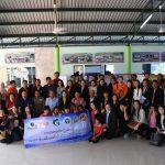 การมีส่วนร่วมของชุมชน เพื่อเชื่อมโยงสู่พัฒนาชุมชนปลอดภัย ชุมชนตากูก จ.สุรินทร์ ( 21 ก.พ.2562 )