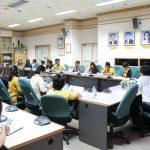 ประชุมโครงการ นครปฐม เมืองเพื่อการพัฒนาและคุ้มครองเด็ก ( 27 พ.ค.62 )