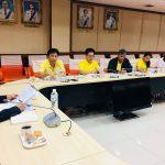 ประชุมหารือแนวทางการดำเนินงานกระบวนการพิเคราะห์เหตุการณ์ตายในเด็ก ( 03 พ.ค.2562 )