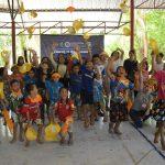 ค่ายเสริมทักษะความปลอดภัยโรงเรียนหมู่บ้านเด็ก จ.กาญจนบุรี ระหว่างวันที่ 22-23 มิ.ย.2562