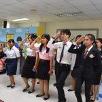 ต้อนรับ คณะครู นักศึกษาและเจ้าหน้าที่จาก สมาคมวิจัยวิทยาการขนส่งแห่งเอเชีย ( 07 พ.ย.2562 )