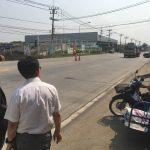 ลงพื้นเก็บข้อมูลและสำรวจจุดเสี่ยง เหตุเด็กเสียชีวิตจากภัยท้องถนน ( 14 ม.ค.2563 )