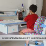 ความสูญเสียจากโควิด 19 กระทบพัฒนาการเด็กปฐมวัย